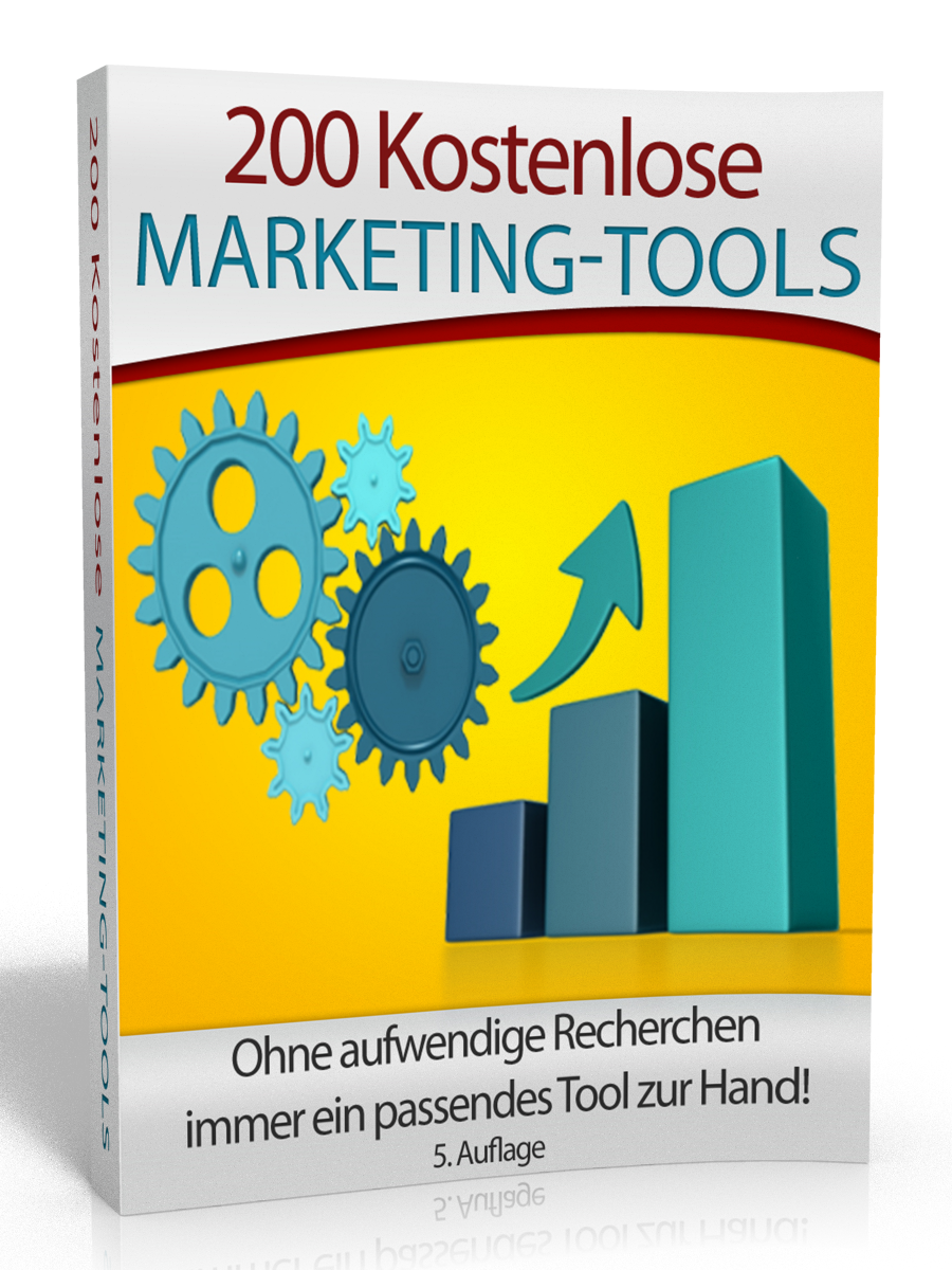 Kostenlose Marketing-Tools - Spezial-Report